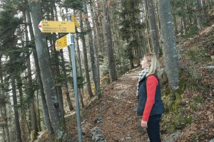 How do we get to the summit of Bürgenstock