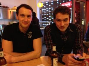 Matt & Hendrik