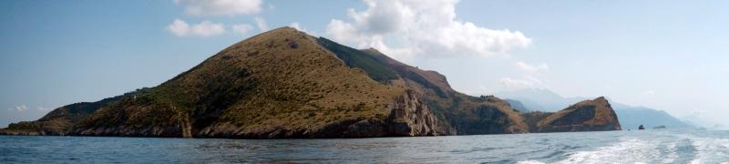 Boat trip to Capri