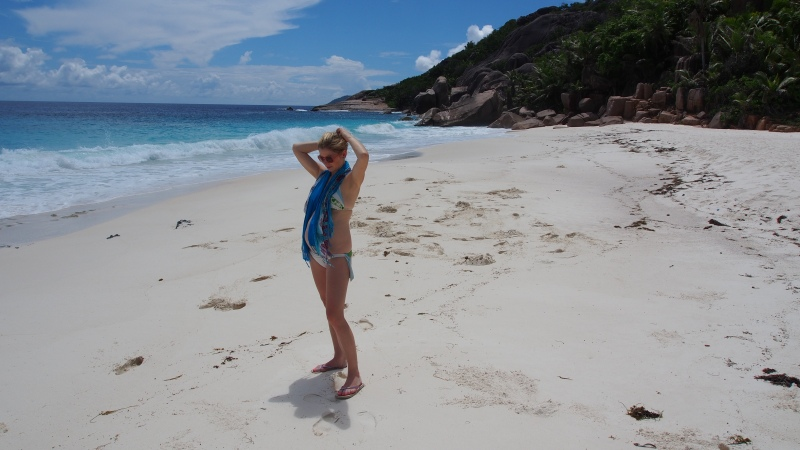 Sister Island - Seychelles