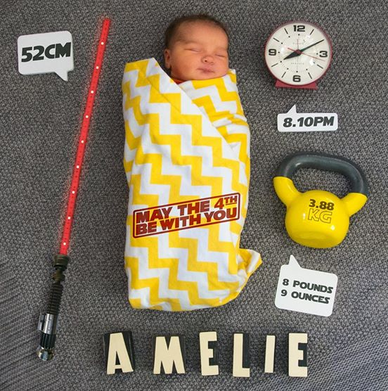 Amelie Gretchen Announcement