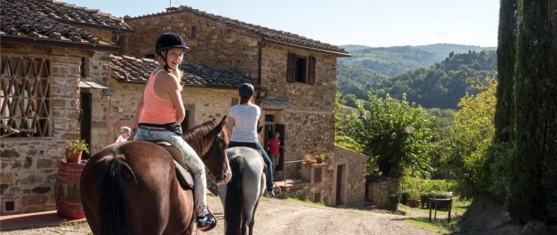 Horse Riding Poggio Asciutto