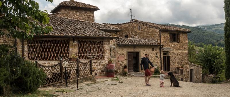 Farmhouse Poggio Asciutto